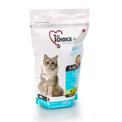 1st Choice Healthy Skin & Coat Сухой корм для взрослых кошек с чувствительной кожей и шерстью (с лососем)