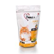 1st Choice Mature Or Less Active Облегченный сухой корм для пожилых и малоактивных кошек (с курицей)