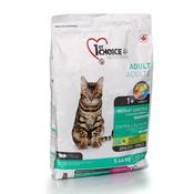 1st Choice Weight Control Сухой корм для взрослых кошек, склонных к набору веса (с курицей)